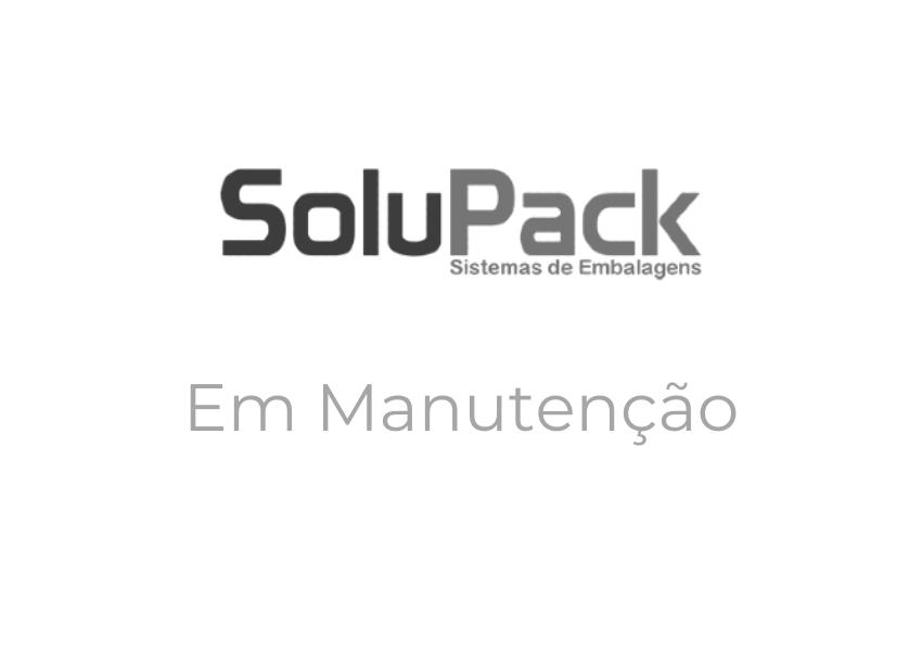 Em Manutenção SoluPack